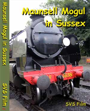 Maunsell Mogul in Sussex DVD cover